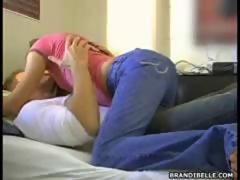Dry Humping Teen Couple