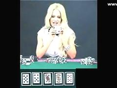 Luciana Salazar strip poker
