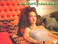 Amy Yasbeck hot tits in see-through lingerie