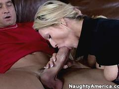 Mrs. starr blowjob 2
