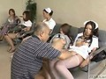 Stop the time to fondle japanese nurses clip