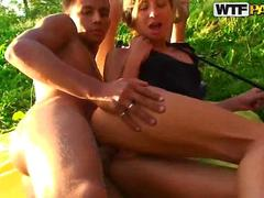 Hardcore students sex party with horny russian girls. segment 5