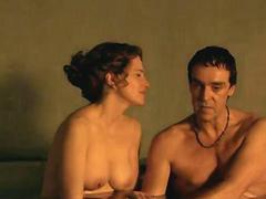 Lucy Lawless Nude Scenes - Spartacus
