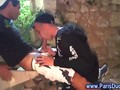 French amateur sneaker sniffings gays enjoy a blowjob
