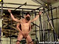 Bound twink gets used while moaning and groaning