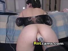 Ass Toying With SexMachine