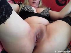 Chubby Huge Tits Mom