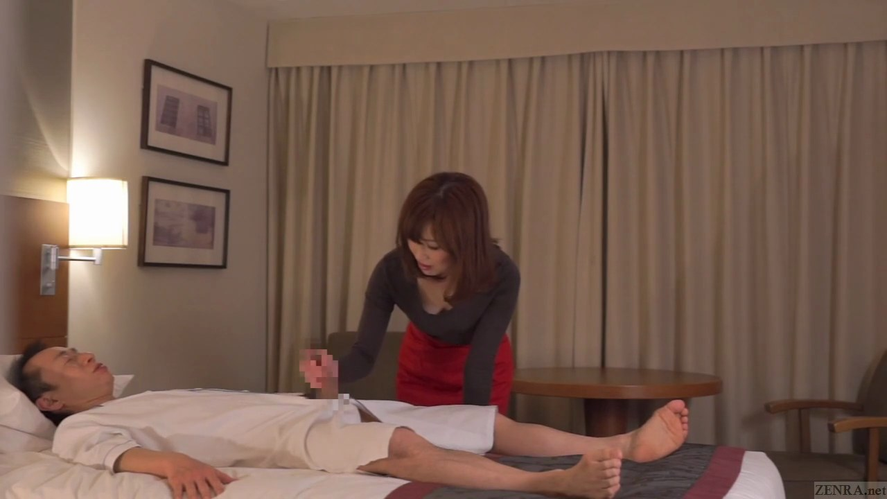 Japanese massage blowjob #3