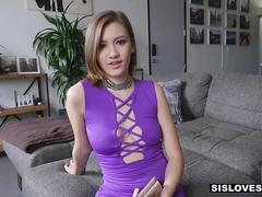 SisLovesMe - Hot Step-Sister Want To Be Tied Up