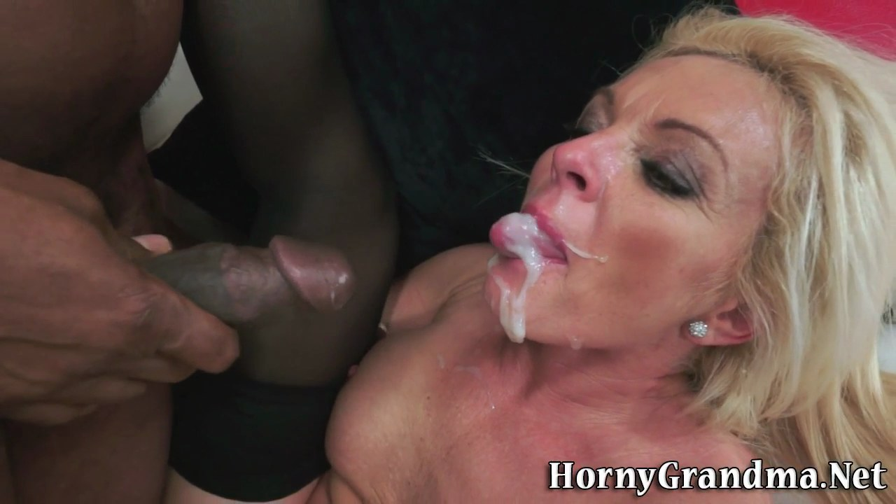 granny isis rides a big black cock on gotporn (6530191)