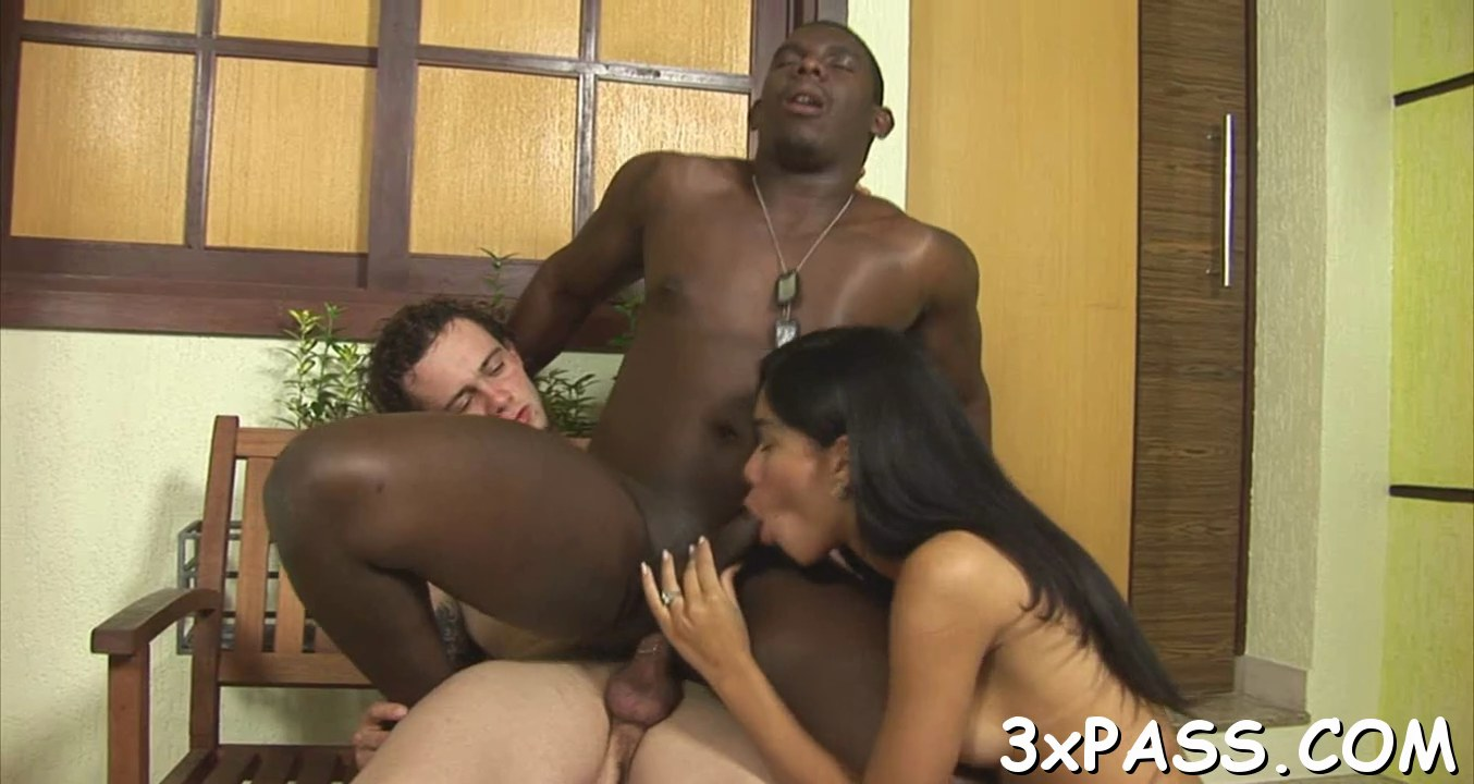 Great bisexual porn scene blowjob feature on gotporn