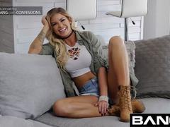 BANG Confessions Jessa Rhodes Squirts For The Trainer