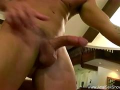 Brunette MILF Takes Deepest Anal Up The Asshole