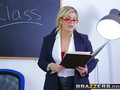 Brazzers - Big Tits at School - Big Tits In History Part 2 scene starring Ayda Swinger