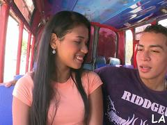 busty latina adores cockriding extreme video 1