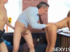 teacher forcing himself on babe feature movie 1
