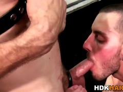 gay stud eating asshole blowjob