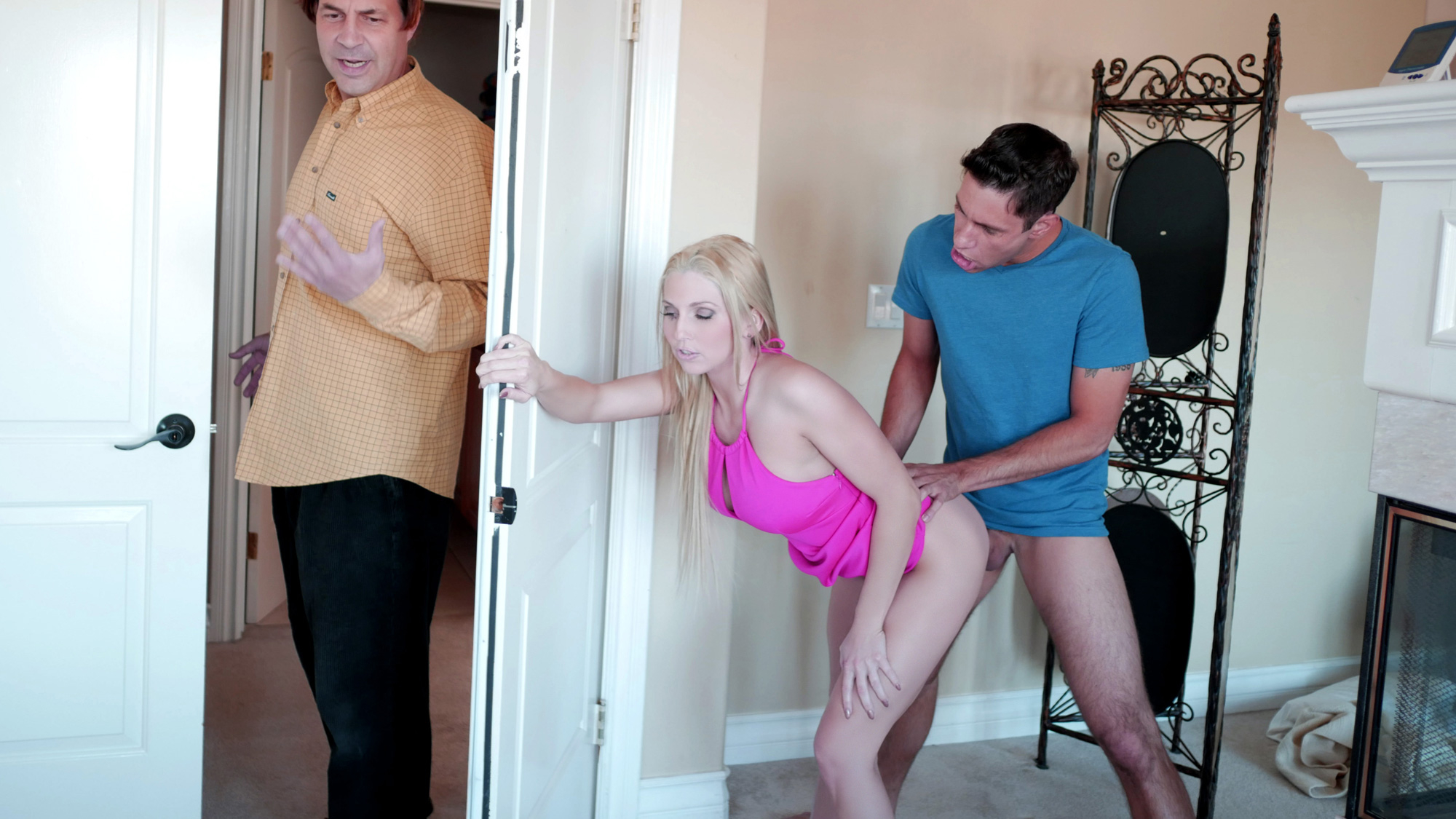 Hd my shemale stepmom gets her ass fucked