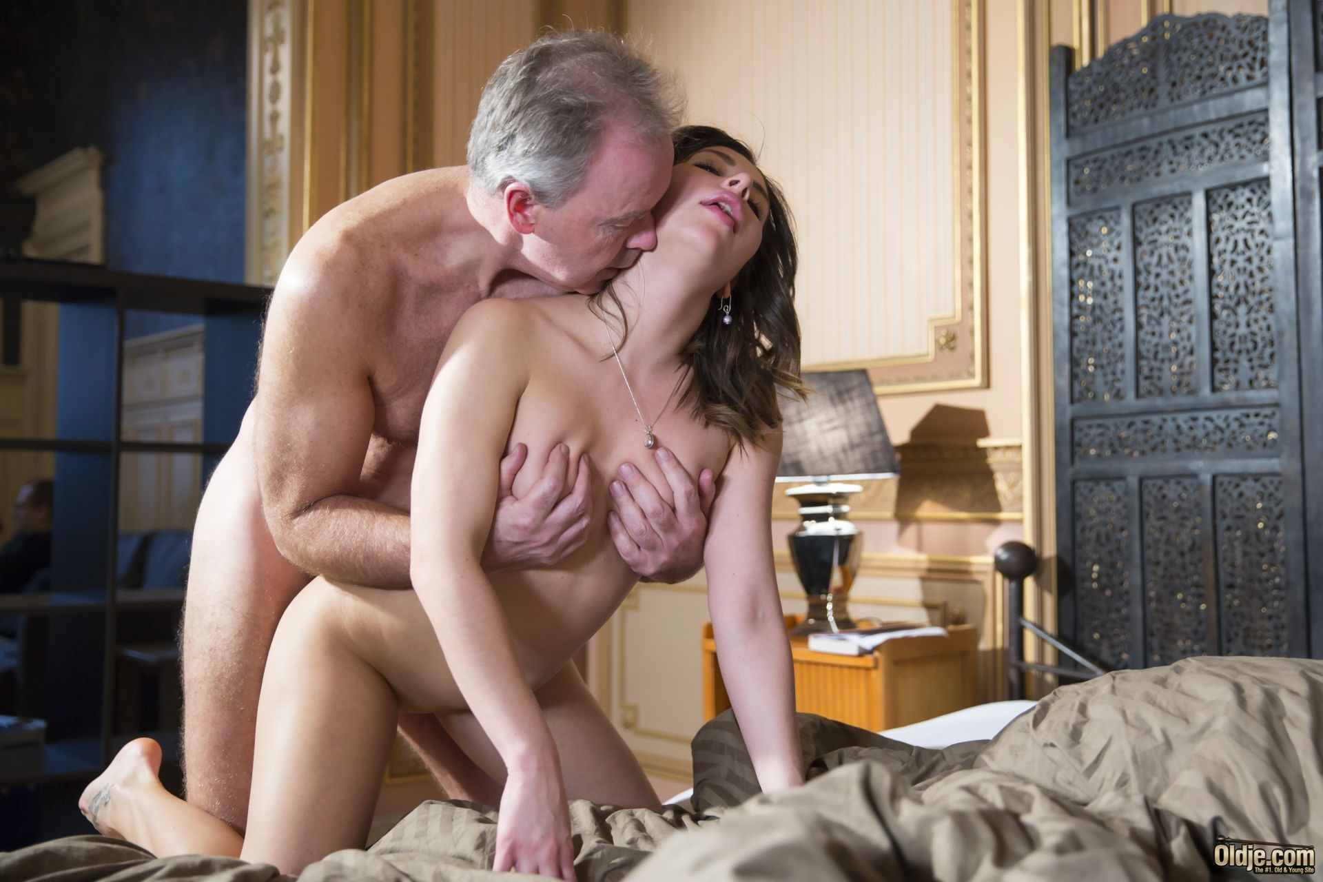 very young pussy fucked by old men
