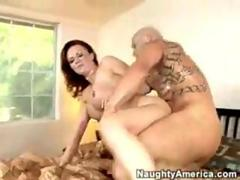 Horny house sitter blowjob