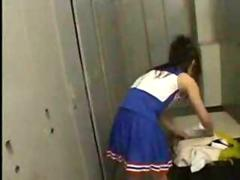 Cheerleader gets fucked by her teacher