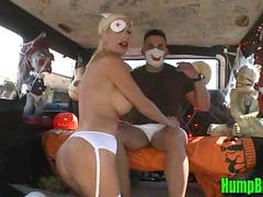 Halloween Hump Bus Part 2