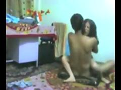 Indian Cute pune gf getting fucked hard by bf