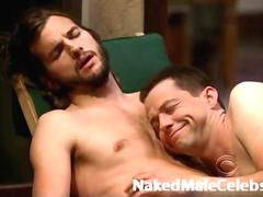 Ashton Kutcher naked scene