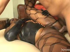 Black Fat Girl Anal Sex