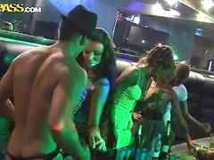 Horny russian students having real fun in hardcore action feature