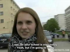Czech streets - veronika amateur 3