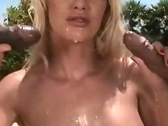 Natalli DiAngelo nterracial Outdoor