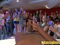 Girls go Wild at this Bachelorette Party