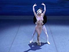 Nude Asian Ballet - Swan Lake