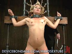 Sheena in Sexy Device Bondage