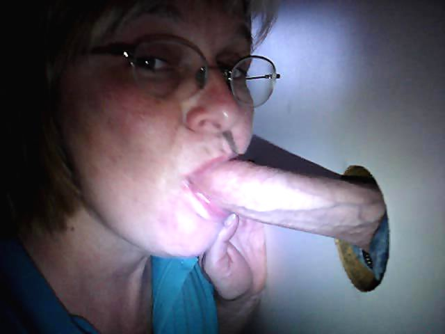 Wife and gloryhole