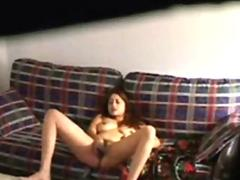 Hot Webcam Chick Showing On Hidden Cam