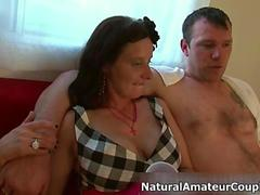 Kinky amateur couple loves having sex