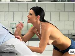 Slim bodied MILF India Summer erotic sex