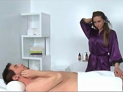 Rachel Roxxx Rides Cock Like a Pro After Massage