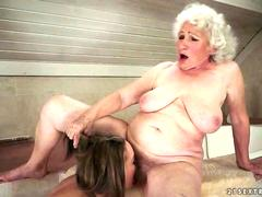 Oldies and young girls compilation segment