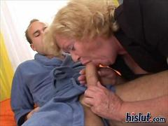 Ivona spread her legs to gag on a dick
