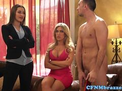 Capri cavanni gets eaten out movie 2