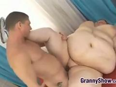 Very Large Woman That Is Hungry For Sex