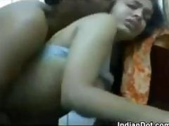 Indian couple film themselves fucking film