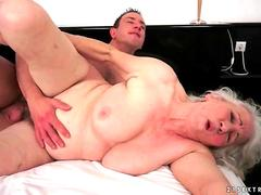 Granny Hard and Anal Sex Compilation