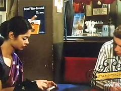 Indian babe gets to be fucked in a retro movie