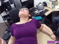 amateur doggy style fucking in the pawn shop