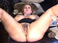 Chubby cougar with big boobs Shagged