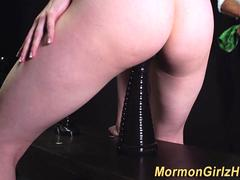 Mormon fucked by bishop